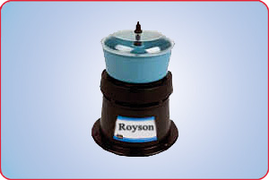 Royson Model M-5 Tabletop Mini Vibratory machine