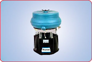 "Royson 16"" diameter Mini Vibe M-50 vibratory machines"