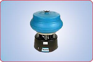 """Royson 20"""" diameter Mini Vibe Model 75 vibratory tumbler"""